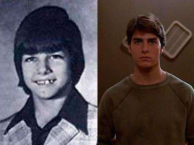¿Y quién es él? Es el galanazo desde los 80's, Tom Cruise.  Foto: Difusión
