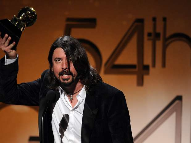 Dave Grohl Foto: AFP