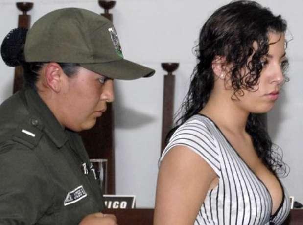 No se manejan cifras oficiales. Sólo algunos nombres salen a la luz pública. Sin embargo, una gran cantidad de mujeres están en prisión por cargos relacionados con el narcotráfico. Foto: AP