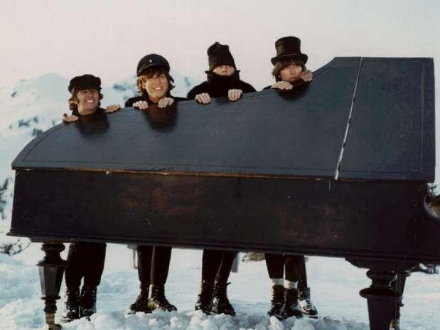 Actualmente sobreviven Paul McCartney y Ringo Starr, integrantes del cuarteto que ya compró su boleto para la inmortalidad. Foto: AP