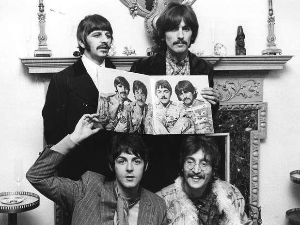 A través de los años, el legado musical de The Beatles ha pertenecido a la colección musical de varias familias.  Foto: Getty Images