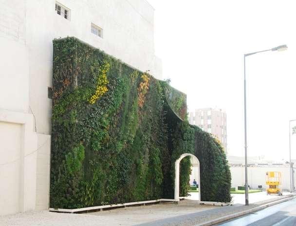 elhoim leafar los jardines verticales de patrick blanc