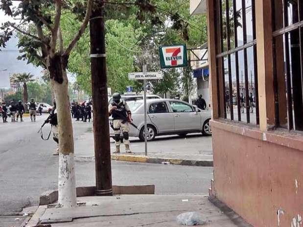 """Tras la detención de Alberto José González Xalate """"El Paisa"""", el pasado 28 de abril, fue atacada la subdelegación de la PGR para intentar rescatarlo. Foto: Especial"""