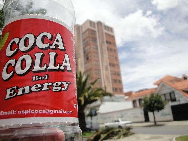 La Coca Colla, bebida boliviana Foto: Agencias