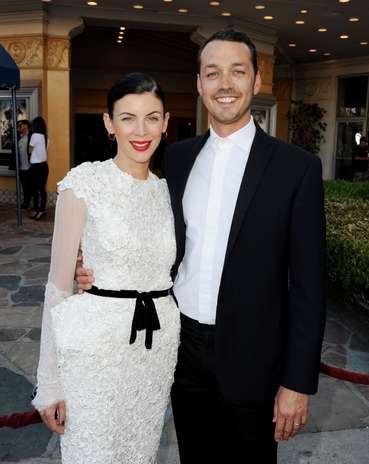 """Rupert Sanders está casado con la modelo Liberty Ross, que también participó en la película, """"Blancanieves y la leyenda del cazador""""."""