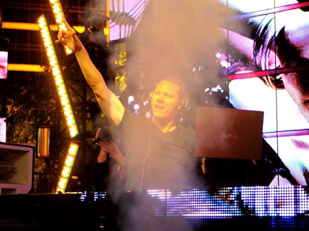 Forbes realizó un listado que enumera a los DJ que más dinero ganaron en el último año. El holandésTiësto encabeza el conteo con más de $ 22 millones de dólares. Foto: Getty Images