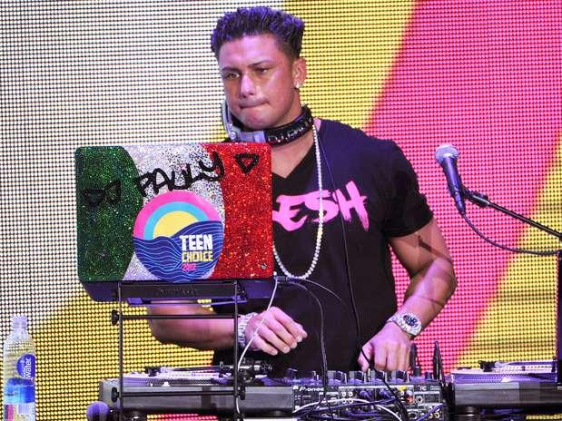 """El DJ Pauly D, quien alcanzara la fama tras su participación en """"Jersey Shore"""", es el séptimo en la lista con $11 millones de dólares. Foto: Getty Images"""