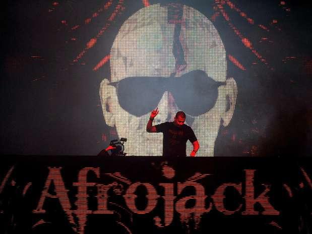 Afrojack es el noveno lugar con $9 millones de dólares al año. Foto: Getty Images