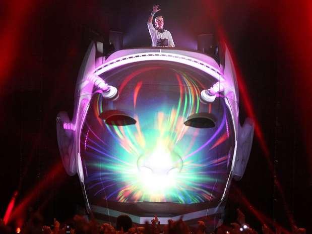 La lista de los 10 DJ mejor pagados se completa con Avicii, quien ganó $7 millones de dólares. Foto: Getty Images