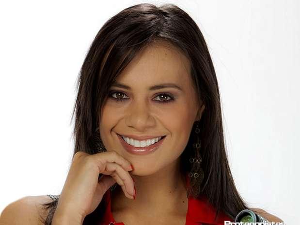 Andrea Jauregui es amenazada por convivencia. Foto: Prensa