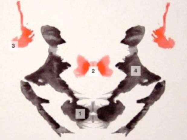 El Rorschach es lo que los psicólogos llaman un test proyectivo. Foto: BBC en español