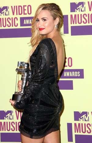 ¿Demi Lovato es la chica de uno de los One Direction? Foto: Getty Images