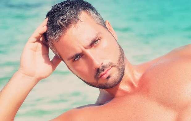 Giorgi Difeo. Aunque se había anunciado un total de nueve famosos para participar en el programa, el modelo y actor italiano cierra la nómina de lujo,  anunciada por 'El Lavadero', que estarán en 'Mundos Opuestos' ,el reality que pronto empezará el Canal RCN, el cual promete ser un éxito en audiencia.  Foto: Facebook