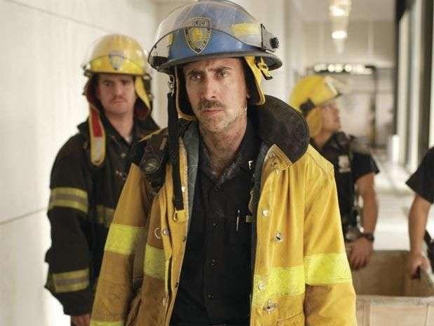 World Trade Center - Dirigida por Oliver Stone Reparto con Nicolas Cage, Maggie Gyllenhaal, Maria Bello, Jay Hernandez y Michael Peña. Un grupo de bomberos lucha contra el tiempo para salvar a una pareja de policías y otros sobrevivientes que han quedado atrapados en el derrumbado WTC. Foto: Difusión