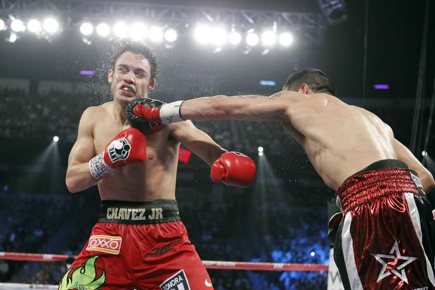 Maravilla vs Chavez Jr.