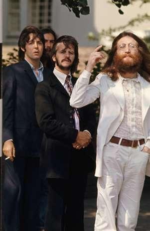 Las imágenes que Paul compartió también a través de sus redes sociales, ya le dieron la vuelta al mundo. Foto: paulmccartney.com