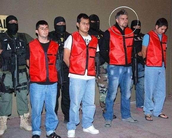 """OMAR ORTIZ.- El ex portero de Rayados y Jaguares, Omar Ortiz """"El Gato"""", fue acusado en Nuevo León como miembro de una banda de secuestradores, en enero de este año. A la organización delictiva de """"El Gato"""" se les responsabilizó de por lo menos 20 plagios en dos años, entre los que destaca el del esposo de la cantante Gloria Trevi. Foto: Archivo / Terra"""