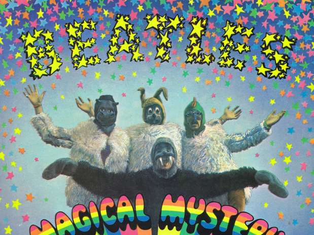'Magical Mystery Tour' es un disco que obtuvó éxito gracias al lanzamiento anterior del 'Sgt. Pepper's Lonely Hearts Club Band'. Foto: EMI