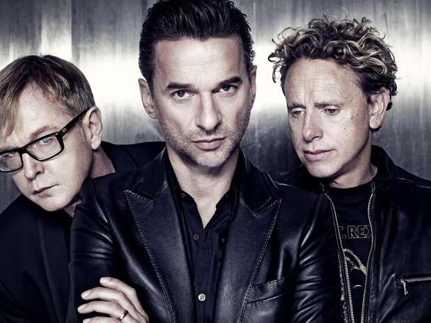 Depeche Mode vuelve a los escenarios en 2013
