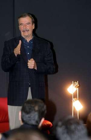 Vicente Fox Foto: Agencia Reforma