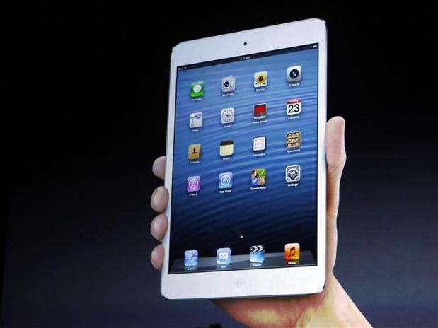 Con el iPad mini, Apple busca ampliar su participación en el mercado de tabletas. Foto: Reuters