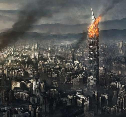Pero no es la primera vez que se dice que el mundo llegará a su fin, por ello recopilamos algunas de las imágenes apocalípticas que le han dado vuelta a la red. Foto: deadly-wanderer.deviantart.com