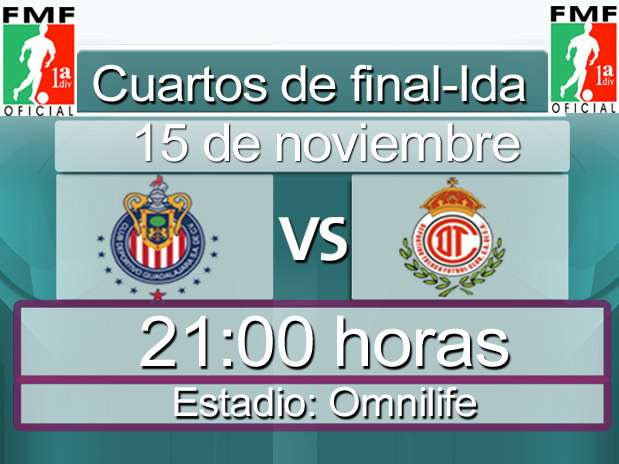 Chivas vs Toluca 2012