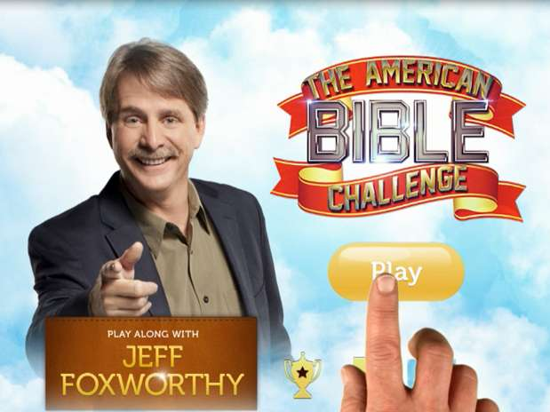 'The American Bible Challenge' Foto: Game Show Network