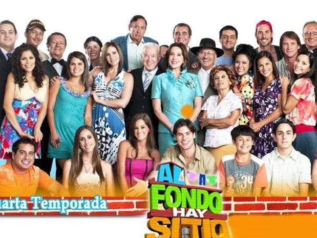 Al fondo hay sitio Foto: América TV