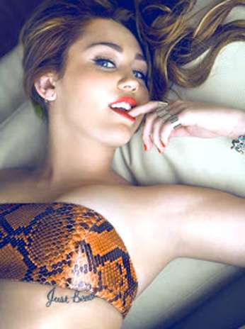 Miley Cyrus recientemente manifestó su emoción por el lanzamiento de su nueva producción discográfica, al estilo de hip hop, y cuyo primer sencillo se rumora que estará listo en diciembre próximo. Foto: Twitter