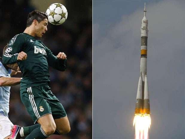 Un estudio desvela la capacidad física de Cristiano Ronaldo. Foto: Terra