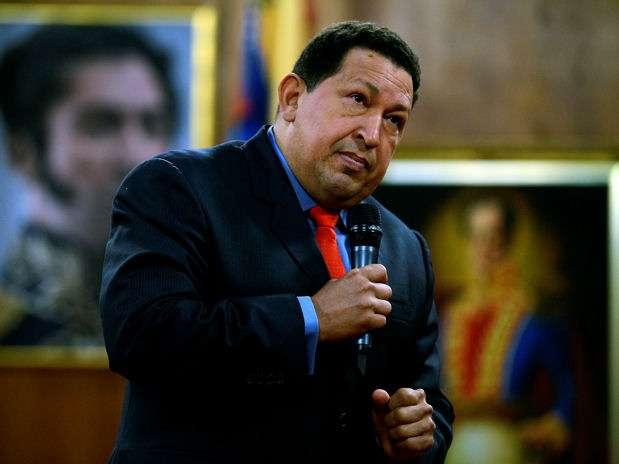 El presidente venezolano Hugo Chávez Frías. Foto: AFP