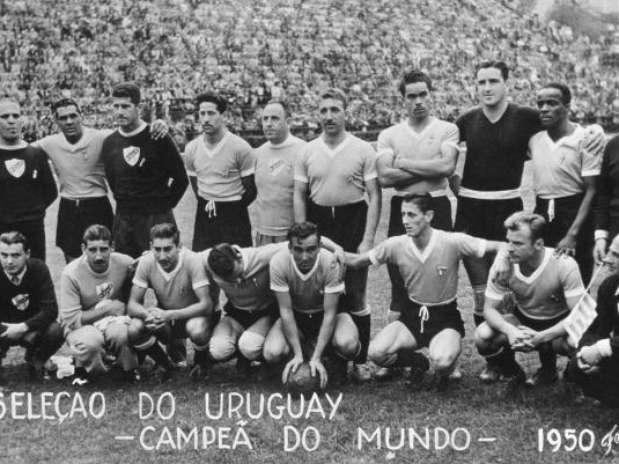Éste fue el equipo que ganó el Mundial del 50. Foto: Getty Images