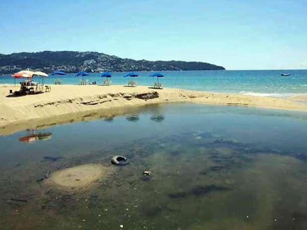 Ambos turisteros coincidieron en que hace falta redoblar la limpieza en la zona turística. Foto: Reforma