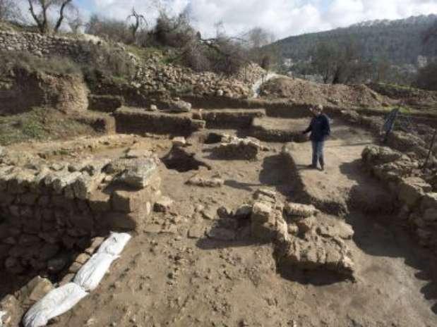 En el lugar han aparecido objetos de hasta 2.750 años Foto: AFP