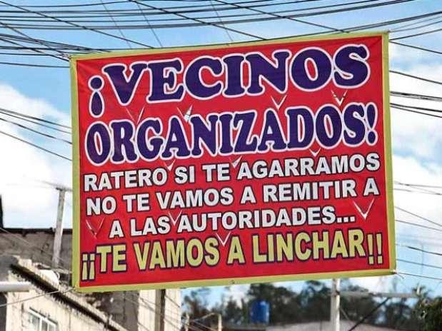 El Secretario de Seguridad Pública dijo que vigilarán que no se hagan linchamientos en Xochimilco, tras la amenaza de vecinos. Foto: Agustín Márquez / Reforma