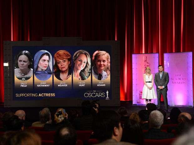 Nominados al Oscar 2013 Foto: AFP