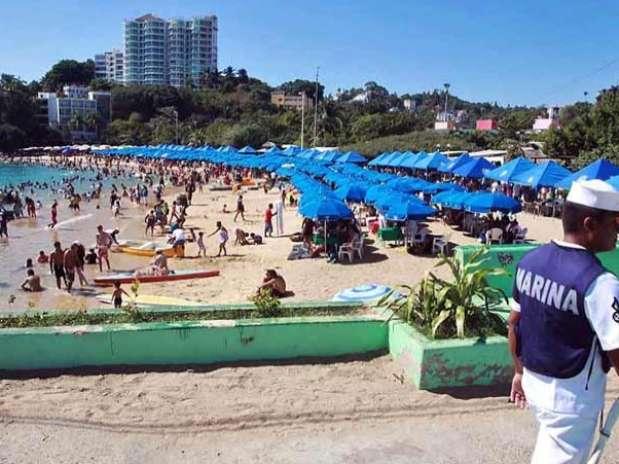 A pesar de que la pasada temporada vacacional fue la mejor en 10 años, Acapulco mantiene una crisis financiera. Foto: Archivo