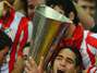 Falcao y los últimos héroes de la Europa League. Foto: Getty Images