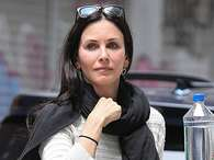 Courteney Cox, víctima del exceso del botox. Foto: Getty Images