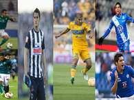 Chivas' possible additions for the Apertura 2013 (photos). Photo: Mexsport