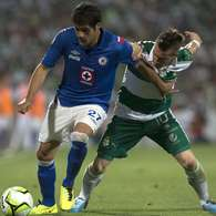 Cruz Azul routs  Santos Laguna; closes in on final (photos). Photo: Mexsport