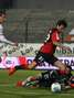 Newell's igual con Quilmes y puede dejar de ser nico lder. Foto: Baires.