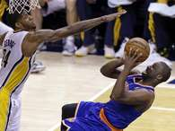 Pacers elimina a Knicks, y jugar la final del Este . Foto: AP