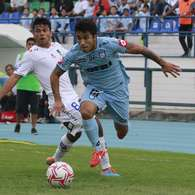 Fotos al minuto de Iquique vs O'Higgins. Foto: Agencia Uno