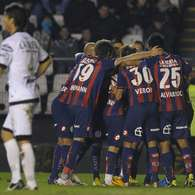 San Lorenzo gole a All Boys y se acerca a la punta. Foto: Baires.