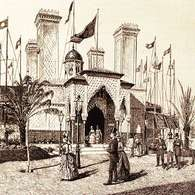 La Exposicin Universal de Barcelona de 1888. Foto: Wikipedia