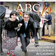 Portadas de la prensa nacional del 20 de mayo. Foto: Kiosko.net