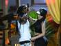 Fotos: Nicki Minaj hace provocativo lap dance a Lil Wayne . Foto: Getty Images
