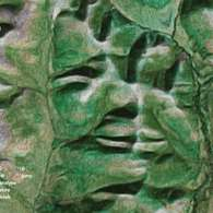 Las 'caras' de Google Earth OK. Foto: Google